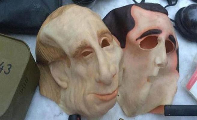 Putin-Medvedev maskeleriyle Türkleri soydular