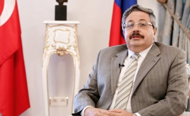 Rus Büyükelçi'den dikkat çeken açıklama