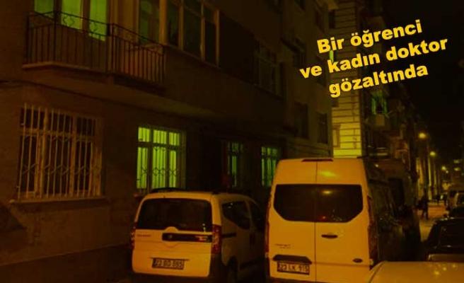 Doç. Dr. Mustafa Girgin öğrenci evinde öldürüldü! 2 gözaltı var