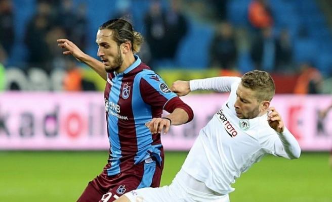 Trabzonspor fırtına gibi