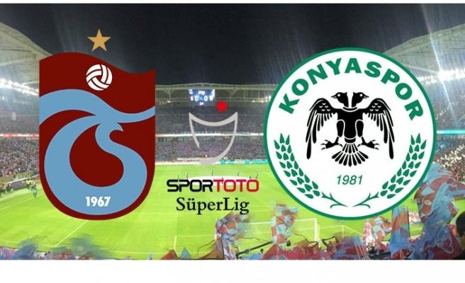 Trabzonspor Konyaspor beIN Sports izle - Trabzonspor Konyaspor canlı izle