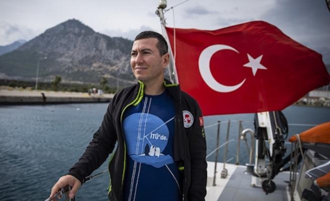 Türk biliminsanları Antartika yolcusu