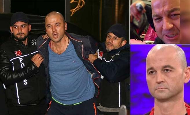 MasterChef Murat rezil videodan sonra gözaltına alındı!