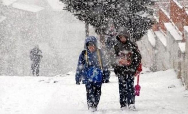 8 Ocak salı günü Tunceli'de okullar tatil mi?