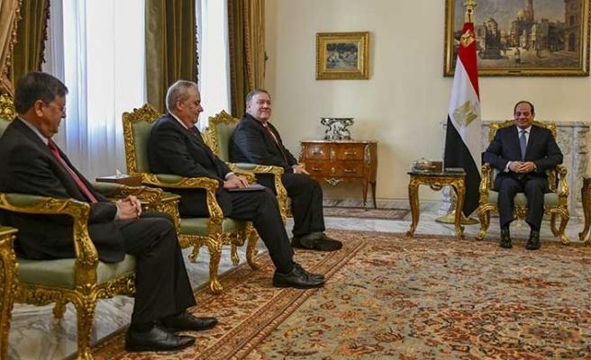Pompeo ABD'nin kurmaya çalıştığı ittifakı anlattı: Orta Doğu'da...