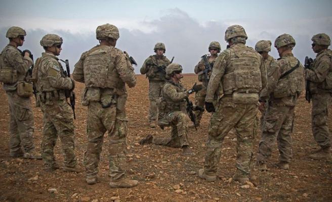 ABD Suriye'ye ek asker günderiyor