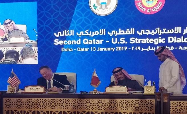 ABD Katar'daki askeri varlığını artırıyor