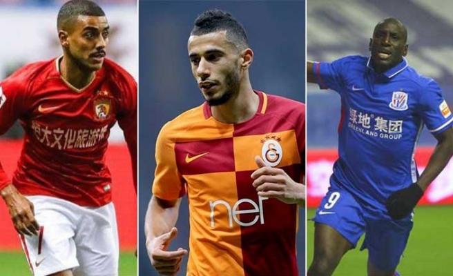 Alan, Demba Ba, Belhanda... İşte Galatasaray'dan transferde son durum