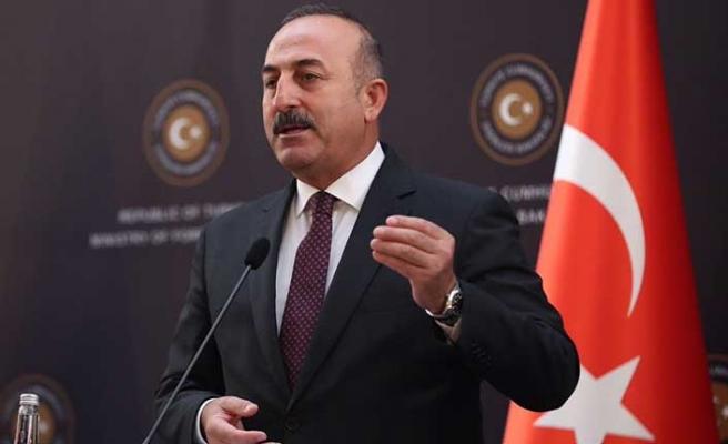 Dışişleri Bakanı Çavuşoğlu'ndan kritik açıklamalar
