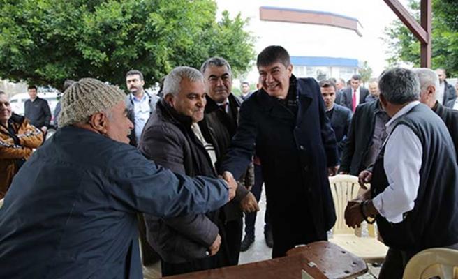 Başkan Türel'den sevindiren buluşma
