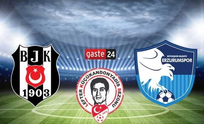 Beşiktaş Erzurumspor canlı izle - Beşiktaş Erzurumspor beIN Sports izle