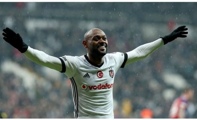 Beşiktaş'ta Vagner Love dönemi bitti
