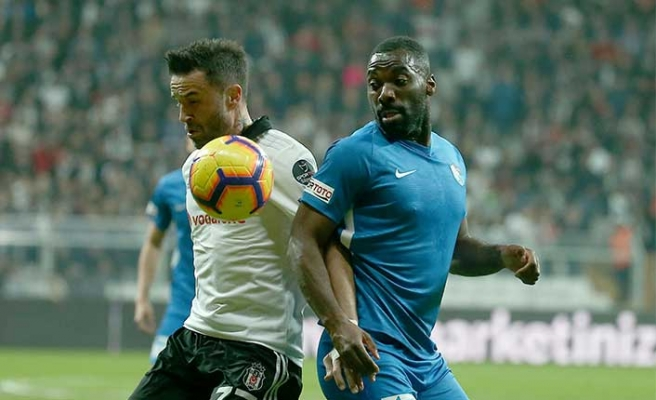 Beşiktaş 1 1 Erzurumspor