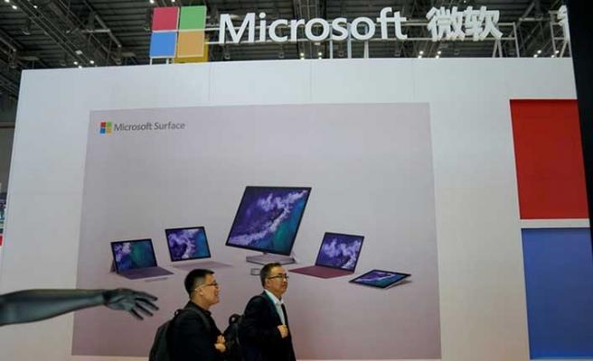 Çin'de Microsoft'un arama motoruna erişim sağlanamıyor