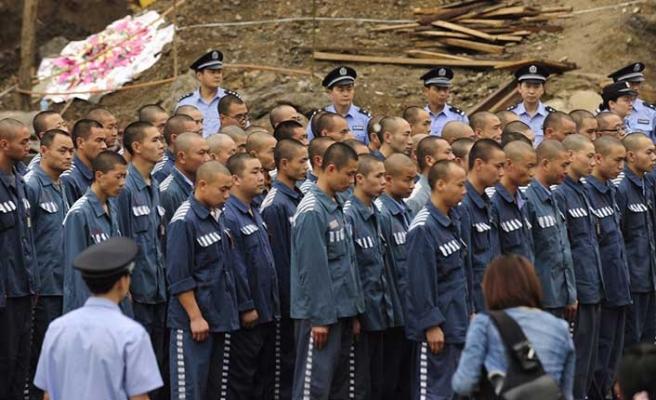 Çin'de 'üst düzey' mahkumlara 'ayrıcalıklı' adalet