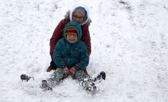 Hangi illerde okullar kar nedeniyle tatil? (8 Ocak salı)