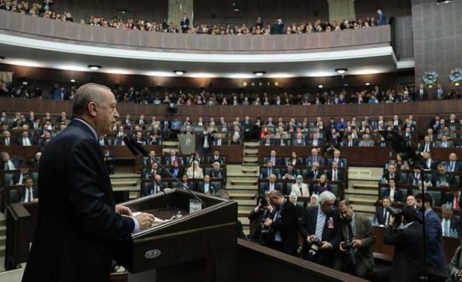 Cumhurbaşkanı Erdoğan flaş 'güvenli bölge' açıklaması