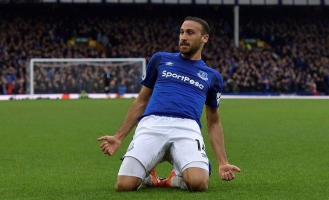 Everton'da Cenk'in yerine Edin Dzeko geliyor!