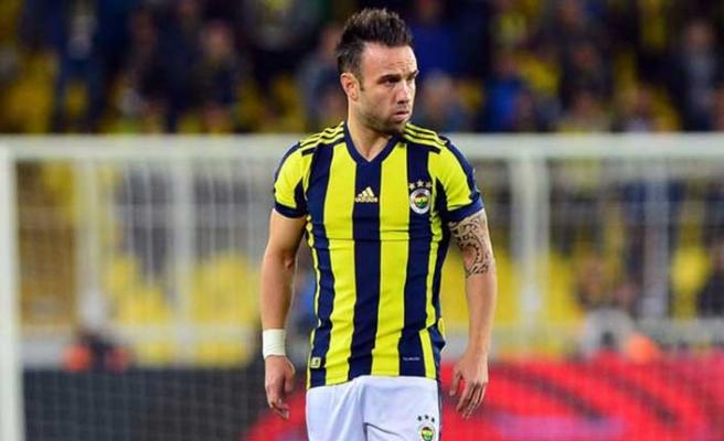 Fenerbahçe'nin Fransız yıldızı Valbuena'ya Olympiakos talip