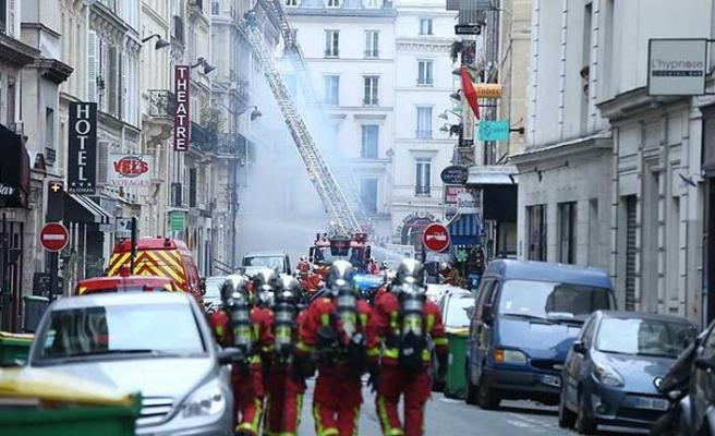 Fransa'nın başkenti Paris'te şiddetli patlama: 4 ölü, 24 yaralı