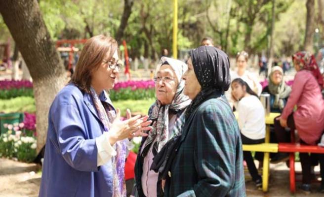 Gaziantep Büyükşehir, şehri Millet Bahçeleri ile buluşturdu