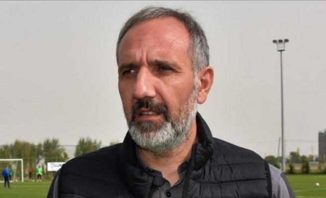 'İnşallah Antalyaspor maçıyla galibiyet serisine devam ederiz'