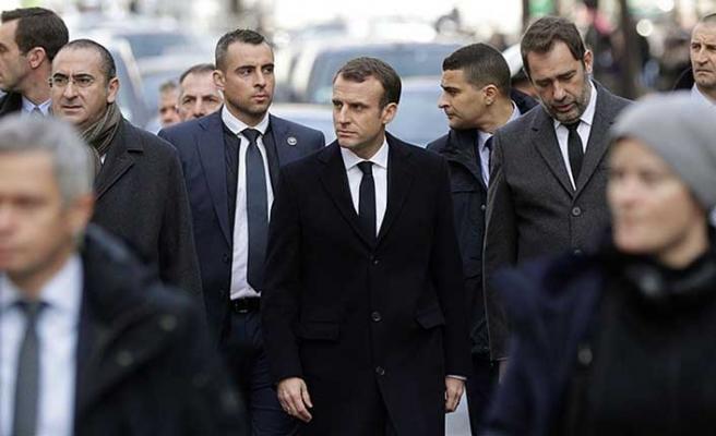 İpler geriliyor! Macron 'sözlerinin hiçbir anlamı yok' dedi