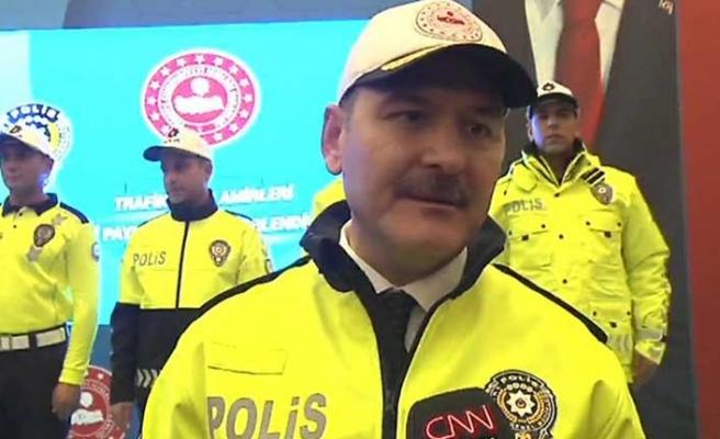 İşte yeni polis kıyafetleri…
