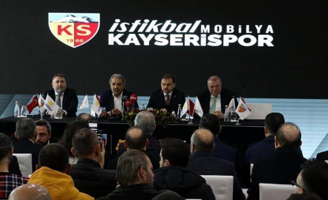 İstikbal, Kayserispor'a isim sponsoru oldu