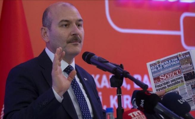 Soylu: Jandarma personeli anayasal olarak oy kullanma hakkına sahiptir