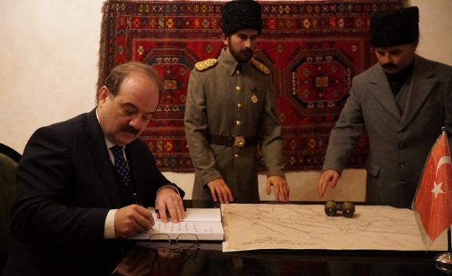 Kafkas İslam Ordusunun hatırası yaşatılıyor