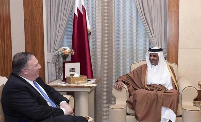 Katar ile ABD arasında imzalar atıldı