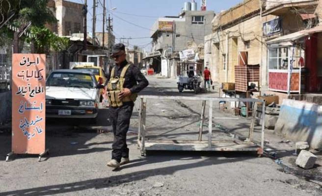 Kerkük'te intihar saldırısı: 1 ölü