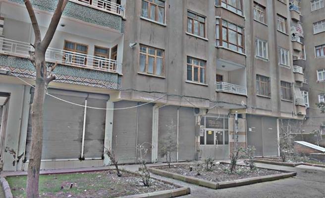 Diyarbakır'da binada bulunan kolideki cesedin sırrı çözüldü