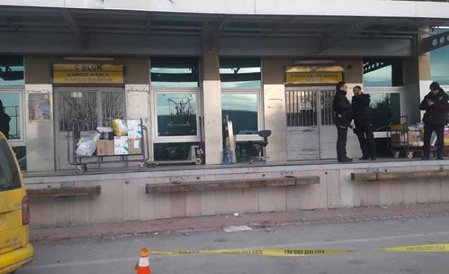 Konya'da kargocudaki patlamanın nedeni belli oldu!