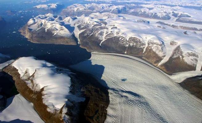 Grönland sanıldığından daha hızla eriyor