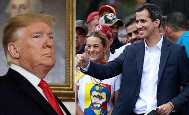 Venezuela'da neler oluyor? Kendini başkan ilan etti, Trump 'tanıyorum' dedi