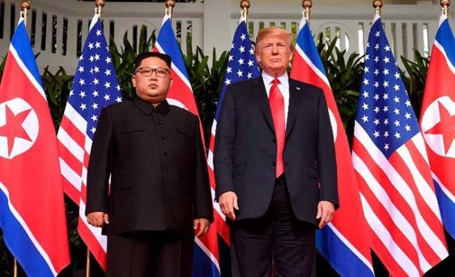 Kuzey Kore'den ABD'ye 'çağ dışı' eleştirisi