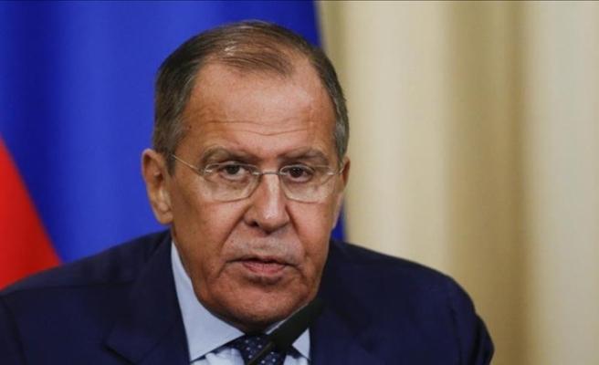 Lavrov ABD'yi Venezuela'ya müdahale etmekle suçladı
