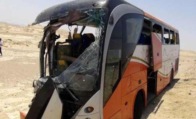 Mısır'da feci kaza: 10 ölü