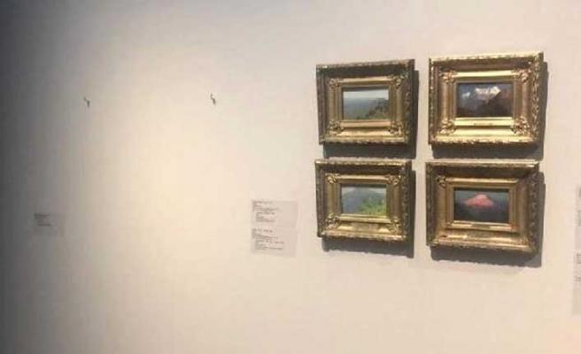 Moskova'da soygun! Binlerce dolarlık tablo çalındı