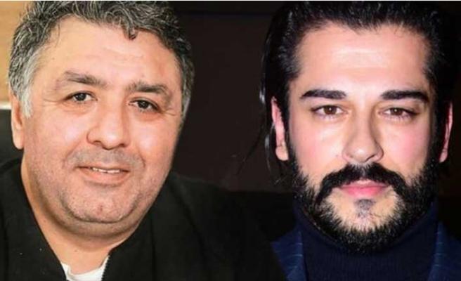 Mustafa Uslu'dan ödül töreninde Burak Özçivit'e soğuk duş!