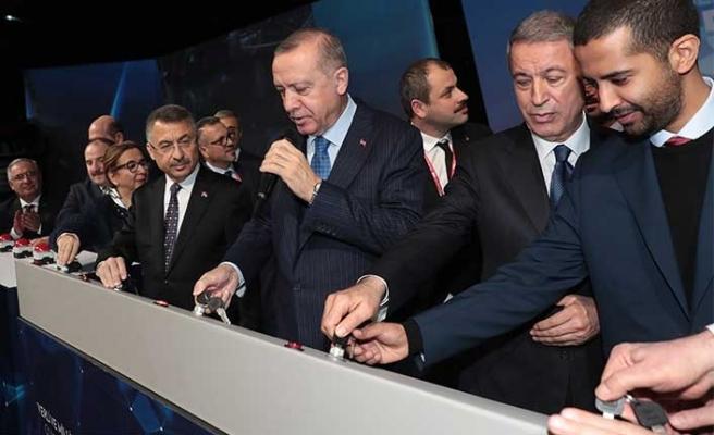 Cumhurbaşkanı Erdoğan: Tank Palet fabrikasının satışı söz konusu değil