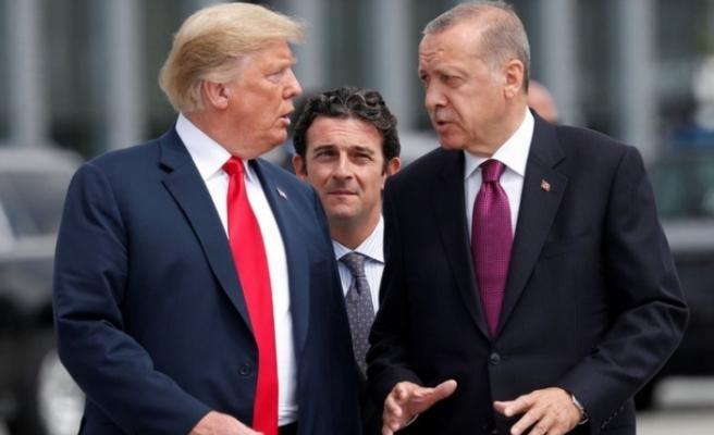 Cumhurbaşkanı Erdoğan ile Trump telefonda görüştü