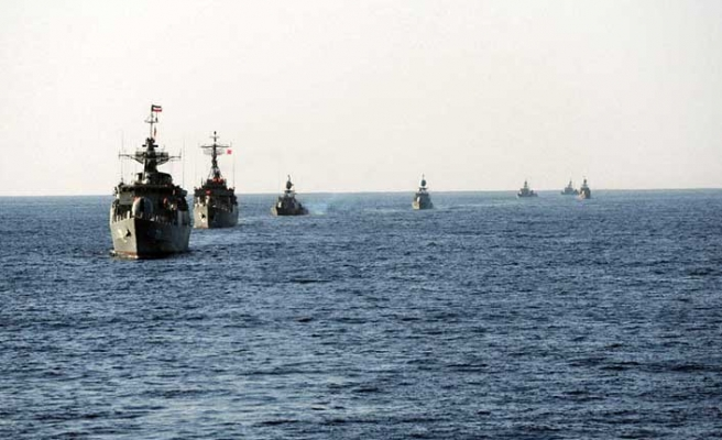 Okyanusta sular ısınıyor! İran gemileri…