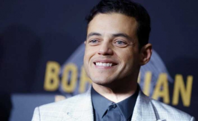 Oscar'a aday olan ünlü oyuncu Rami Malek Bodrum'da