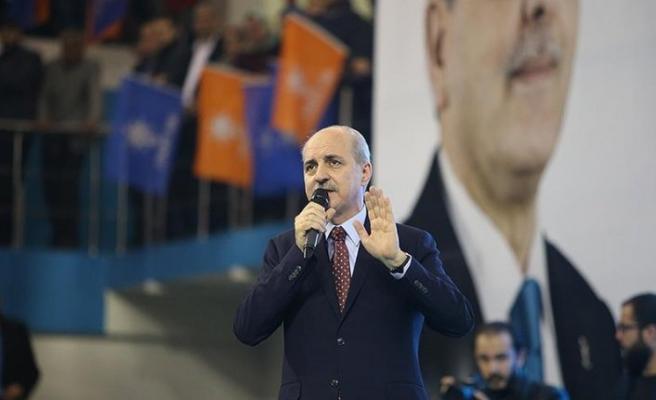 Kurtulmuş: Oyunları bozacak bölgede tek güç Türkiye'dir