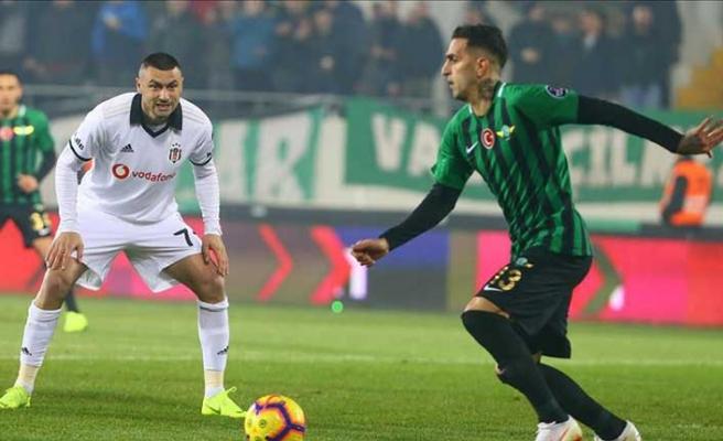 PFDK'dan 'Beşiktaş  3-0 hükmen galip' kararı