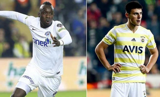 PFDK'dan Mbaye Diagne'ye 4, Eljif Elmas'a 2 maç ceza