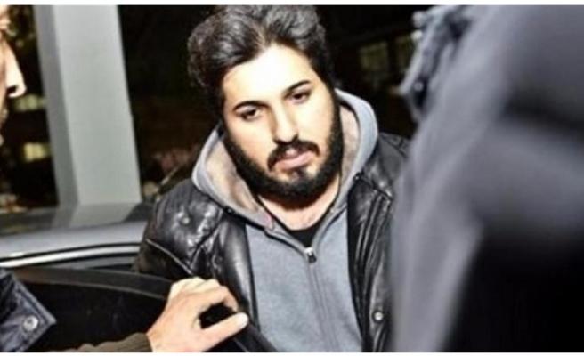 Rıza Sarraf'tan rüşvet alan gardiyana hapis